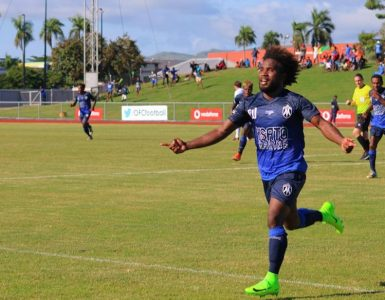 Marist takes slight advantage in the first leg of Champions League semi-final against Lautoka FC