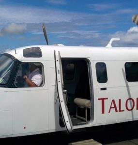 Talofa Airways flights suspended in Samoa