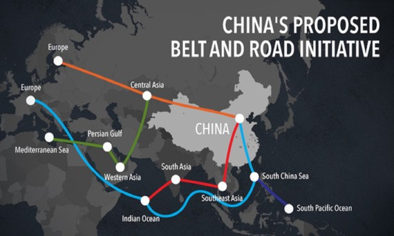 Clouds gathering around China's Belt and Road Initiative