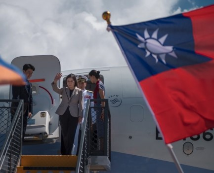"""China and Taiwan """"tug-of-war"""" to spur new wave of aid spending in the Pacific: ex-diplomat"""