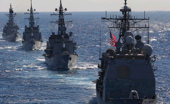 US senators propose adding $7.5 billion in defense spending to counter China in the Pacific