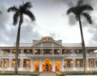 PNG's National Fund to sell 50% stake in Fiji's Grand Pacific Hotel