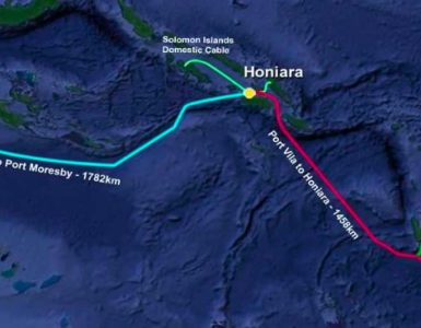 New submarine cable linking Vanuatu to Solomon Islands to be ready by the end of 2018