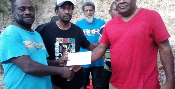 UMP proposes Saby Natonga for 2020 GE in Port Vila