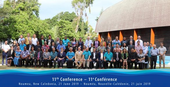 Pacific Community's 49th CRGA and 11th Conference concludes with call for increased investment in ocean science