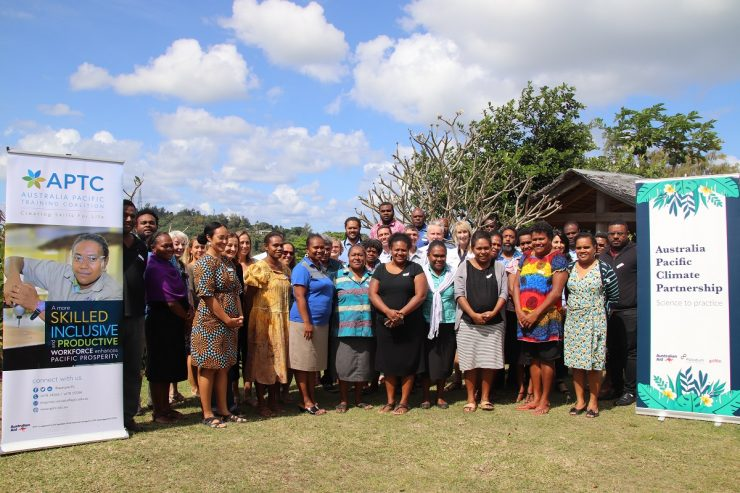 Working towards a resilient workforce in Vanuatu