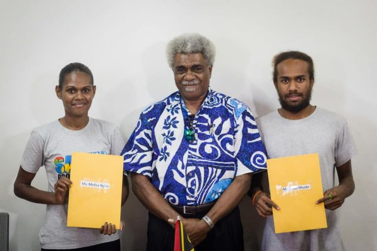 2 Ni-Vanuatu students to go to Georgia for further studies