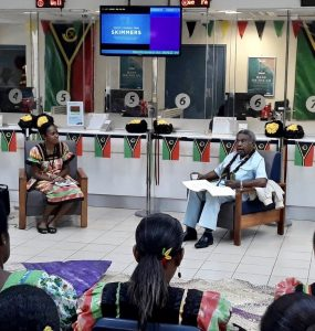 ANZ hosts first President to celebrate 40 years of Vanuatu independence