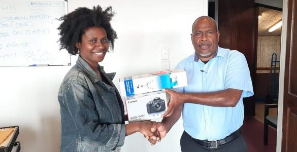 Minister of Infrastructure Supports Youth Challenge Vanuatu