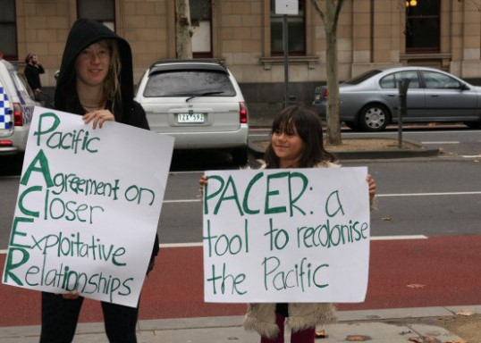 PACER-Plus is not a development deal for the Pacific: PANG