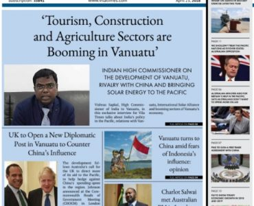 Vila Times issue 167