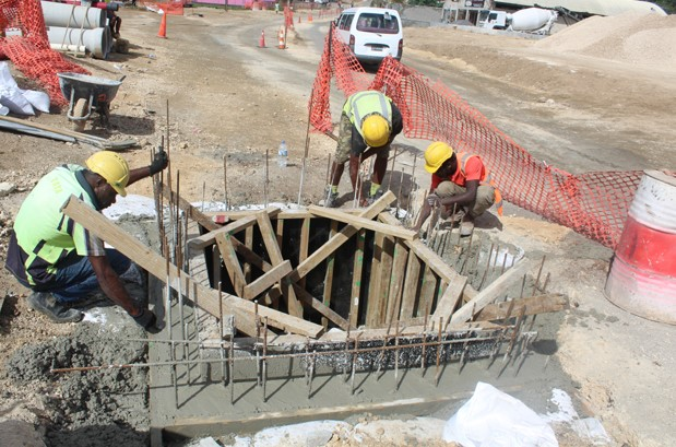 Poorly rated Port Vila Urban Development Project's updated cost more than US$30 mln
