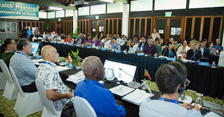 Pacific Monitoring Alliance for NCD Action (MANA) Dashboard