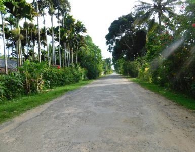 An attempted suicide in Luganville