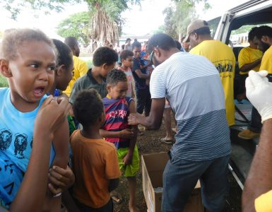 Effective outbreak response reduces the risk of measles spread in the Pacific