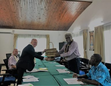 Strong partnership in education between NZ and Vanuatu