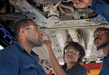 APTC commits to breaking gender barriers and ensuring equitable outcomes in technical and vocational education